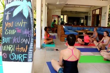 Surf, Yoga, Sleep - Repeat